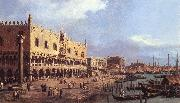 Canaletto Riva degli Schiavoni: Looking East df oil painting picture wholesale