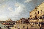 Canaletto View of the Ducal Palace f oil painting picture wholesale