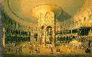 Canaletto Ranelagh, the Interior of the Rotunda oil painting picture wholesale