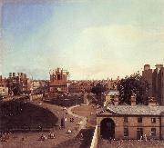 Canaletto London: Whitehall and the Privy Garden from Richmond House f oil painting picture wholesale