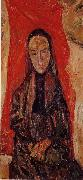 Chaim Soutine Portrait of a Widow oil painting picture wholesale