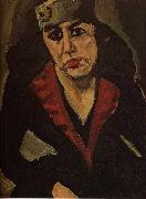 Chaim Soutine La Russe (Portait de Femme) oil painting picture wholesale