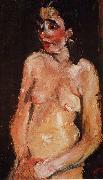 Chaim Soutine Naked Woman oil painting picture wholesale