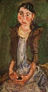Chaim Soutine Farm Girl oil painting picture wholesale