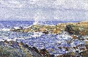 Childe Hassam Isles of Shoals oil painting picture wholesale