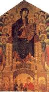 Cimabue The Santa Trinita Madonna oil painting picture wholesale