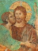 Cimabue The Capture of Christ (detail) fdg oil painting picture wholesale