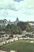 Claude Monet The Garden of the Princess, Musee du Louvre oil painting picture wholesale