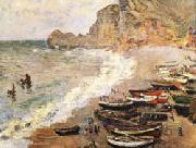 Claude Monet Etretat oil painting picture wholesale
