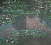 Claude Monet Waterlilies oil painting artist