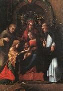 Correggio The Mystic Marriage of St.Catherine oil painting picture wholesale