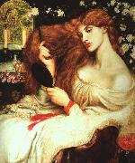 Dante Gabriel Rossetti Lady Lilith oil painting picture wholesale