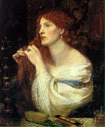 Dante Gabriel Rossetti Fazio's Mistress oil painting picture wholesale