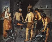 Diego Velazquez The Forge of Vulcan oil painting picture wholesale