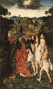 Dieric Bouts Paradise oil painting artist