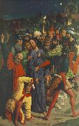 Dieric Bouts The Capture of Christ oil painting artist