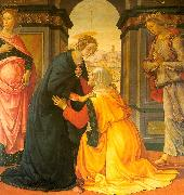 Domenico Ghirlandaio Visitation 8 oil painting picture wholesale