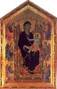 Duccio The Rucellai Madonna oil painting picture wholesale