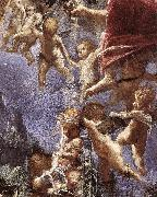 ELSHEIMER, Adam Rest on Flight into Egypt (detail) dfg oil painting picture wholesale