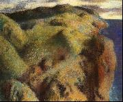 Edgar Degas Landscape_2 oil painting picture wholesale