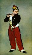 Edouard Manet The Fifer oil painting artist