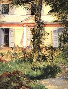 Edouard Manet The House at Rueil oil painting picture wholesale
