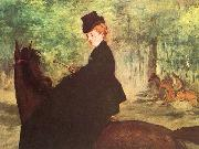 Edouard Manet The Horsewoman oil painting picture wholesale