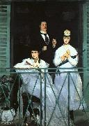 Edouard Manet The Balcony oil painting picture wholesale