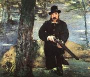 Edouard Manet Pertuiset, Lion Hunter oil painting picture wholesale