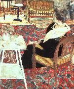 Edouard Vuillard Madame Arthur Fontaine oil painting picture wholesale