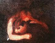 Edvard Munch The Vampire oil painting picture wholesale