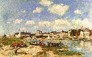 Eugene Boudin Trouville oil painting picture wholesale