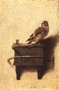 FABRITIUS, Carel The Goldfinch dfgh oil painting picture wholesale
