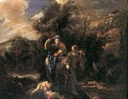 FETI, Domenico Flight to Egypt dfgs oil painting picture wholesale