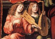FRANCIA, Francesco Madonna and Saints (detail) gj oil painting picture wholesale
