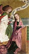 FRUEAUF, Rueland the Elder The Annunciation dh oil painting picture wholesale