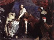 FURINI, Francesco Judith and Holofernes sdgh oil painting artist