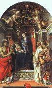 Filippino Lippi Madonna and Child oil painting picture wholesale