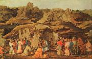 Filippino Lippi The Adoration of the Kings oil painting picture wholesale