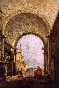 Francesco Guardi City View oil painting picture wholesale