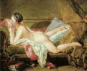 Francois Boucher Nude on a Sofa oil painting picture wholesale