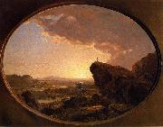 Frederic Edwin Church Moses Viewing Promised Land oil painting picture wholesale