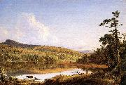 Frederic Edwin Church North Lake oil painting picture wholesale