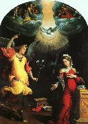 GAROFALO The Annunciation dg oil painting artist