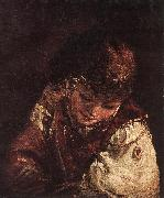 GELDER, Aert de Portrait of a Boy dgh oil painting artist