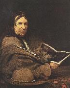 GELDER, Aert de Self-portrait dheh oil painting artist