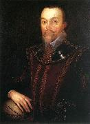 GHEERAERTS, Marcus the Younger Sir Francis Drake dfg oil painting picture wholesale