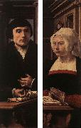 GOSSAERT, Jan (Mabuse) Wings of a Triptych dg oil painting picture wholesale