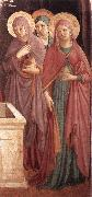 GOZZOLI, Benozzo Women at the Tomb (detail) sdg oil painting picture wholesale