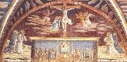 GOZZOLI, Benozzo Madonna and Child Surrounded by Saints (detail)g dfg oil painting picture wholesale